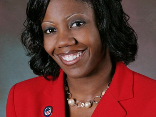 Valarie J. McCall The power in women leadership
