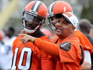 Hue Jackson era begins…expectations could not be any lower