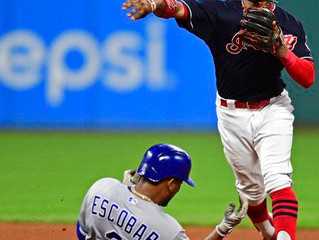 Catch 22: Indians rally, win AL-record 22nd straight game