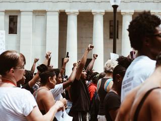 Columbus, Ohio Holds Black Lives Matter Unity Walk