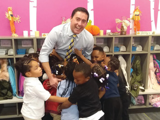 Ohio Secretary of State Frank LaRose Honors National Family Literacy Month