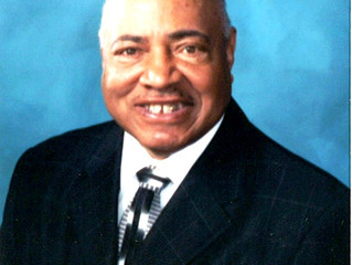 Rev. Caviness appointed as the National Treasurer of SCLC