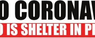 DUE TO CORONAVIRUS OHIO IS SHELTER IN PLACE