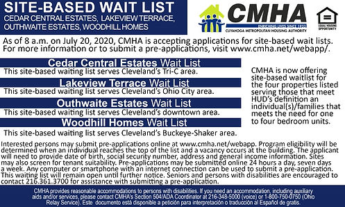 7-15-20 - Site-Based Wait List Call & Po