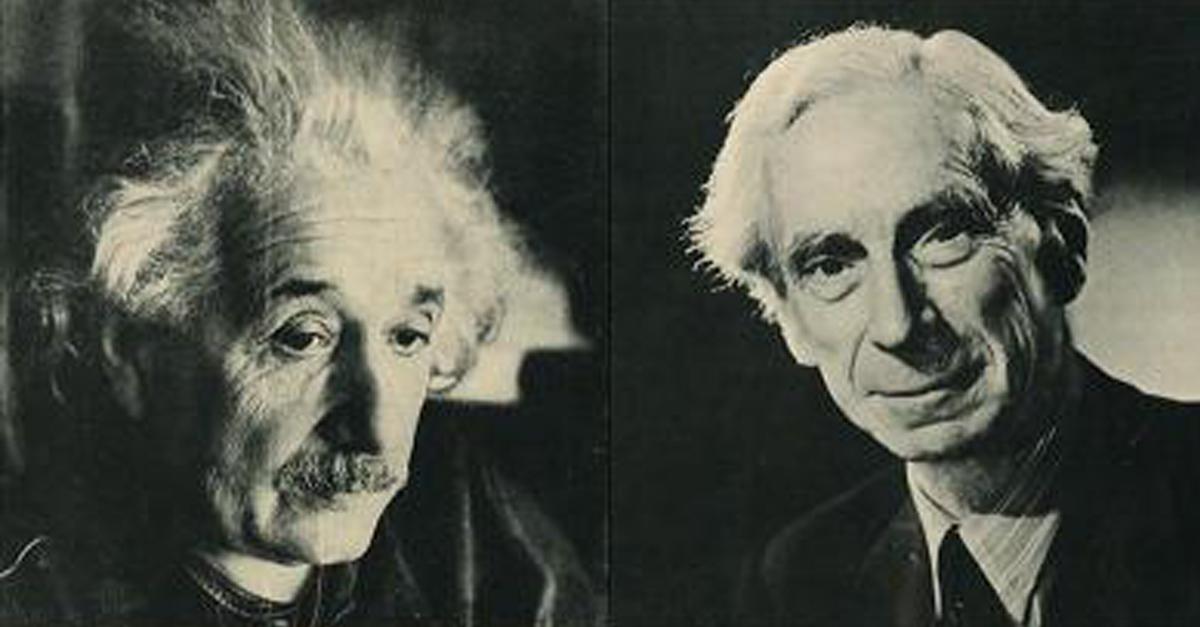 The Russell Einstein Manifesto Home