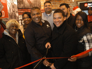 Pizza Hut returns to East Cleveland