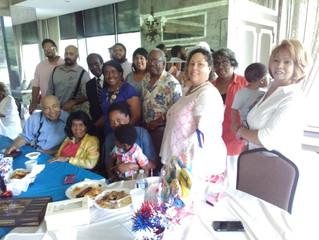 Holy Spirit leads to Rev. Caviness July 4 dinner invite