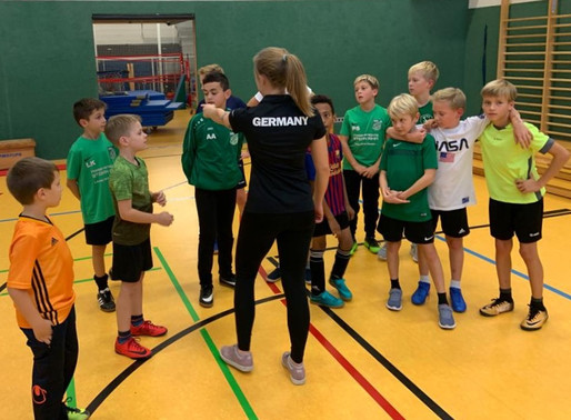 A few thoughts on being a youth coach
