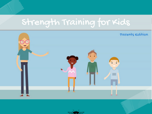 Strength Training for Kids - Parents Edition