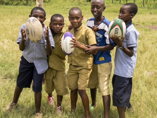 Friends of Rwandan Rugby - Q&A