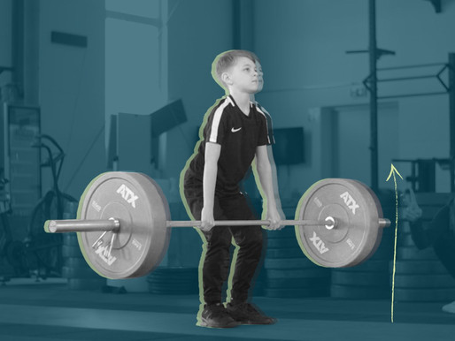 Sportsmith: Teaching Olympic lifting to youth athletes - why and how?