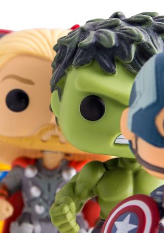 Funko Pop - Avengers
