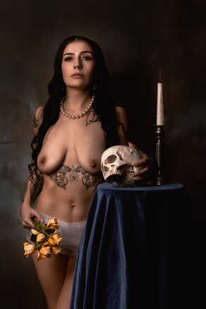 Allegory of Vanity and Penance #2