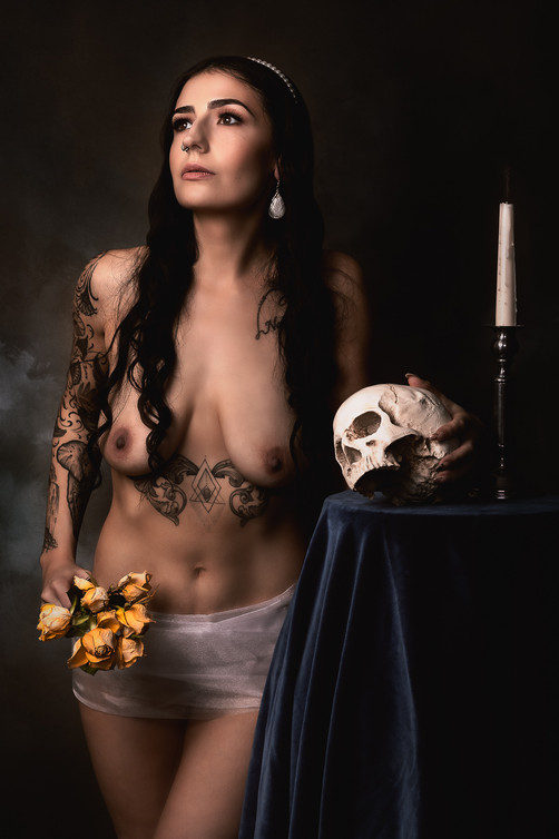 Allegory of Vanity and Penance #3
