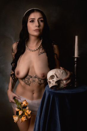 Allegory of Vanity and Penance #1