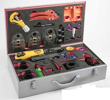 Plumber's toolkit
