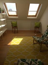Treatment Room ~ Top floor