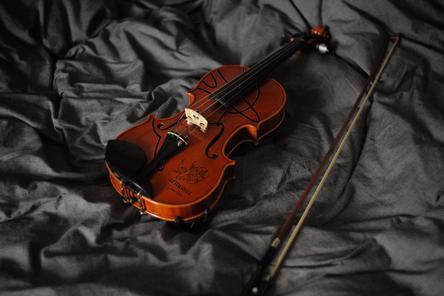Violín armonia
