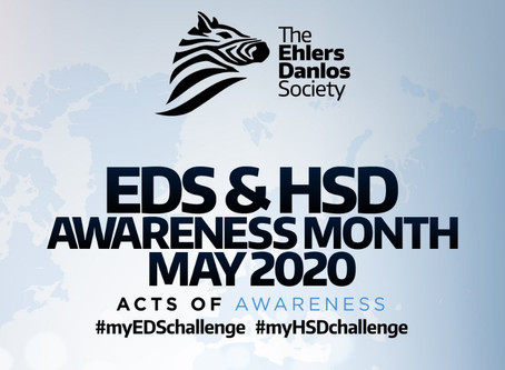 Engage in EDS Awareness Month