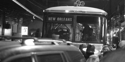 Les parades de la Nouvelle Orléans