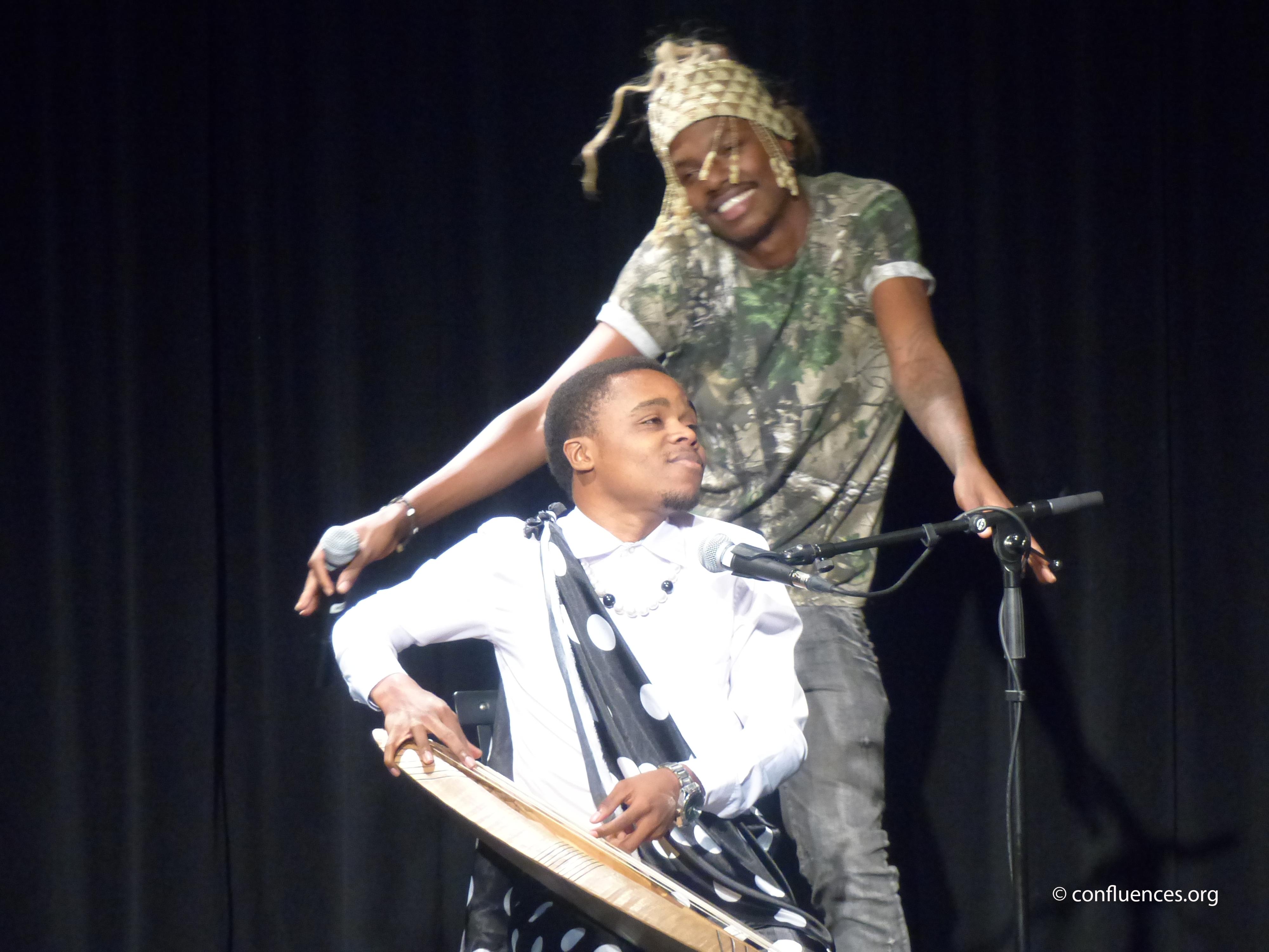 Eric Onekey & Deo Munyakazi