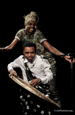 Eric Onekey la danse de l'Umusizi