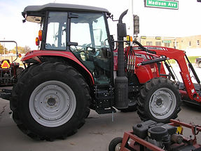 Norfolk Implement Inc, used tractors