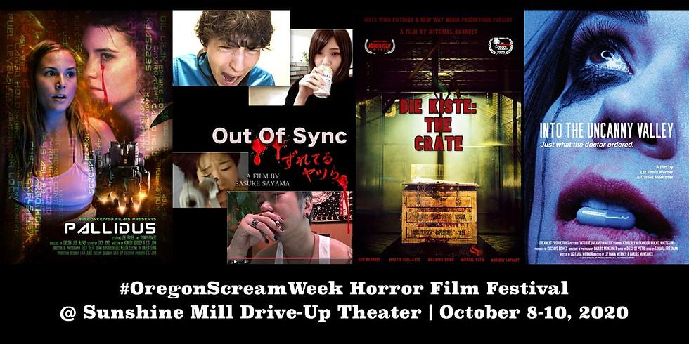 Oregon Scream Week Horror Film Festival 2020