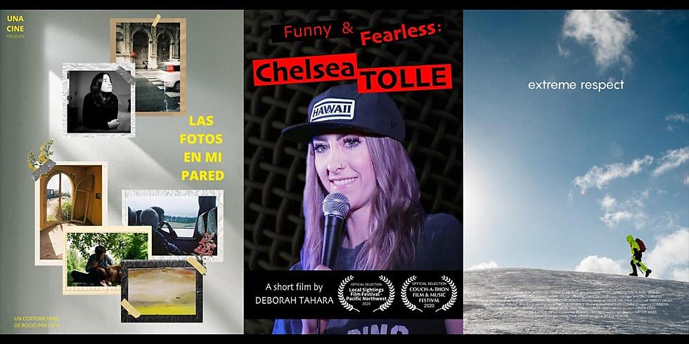 Portland Comedy Film Festival 2020