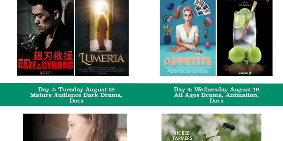 Oregon Short Film Festival Summer 2020