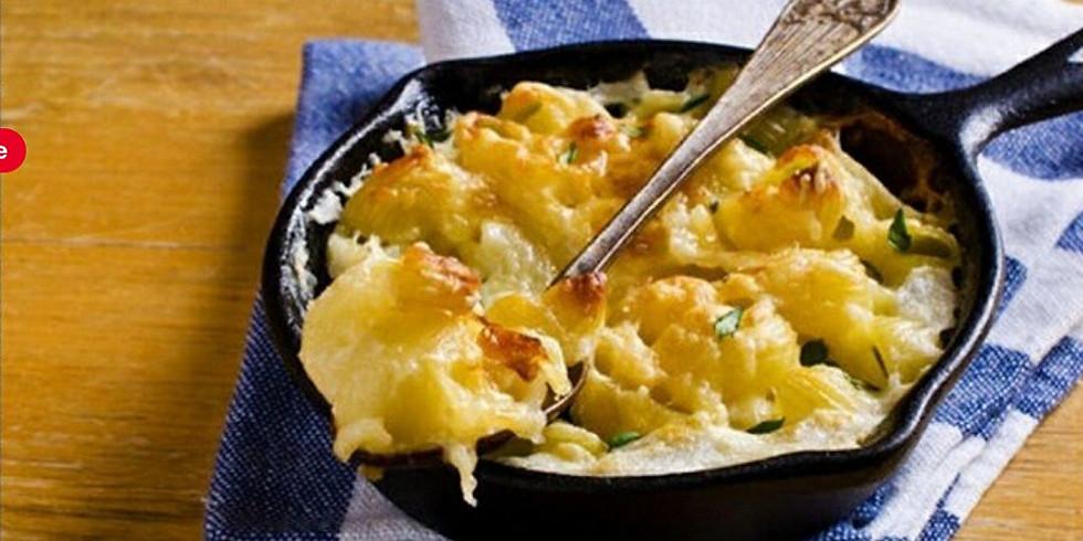 Sunshine Supper Club: Truffle Mac and Cheese