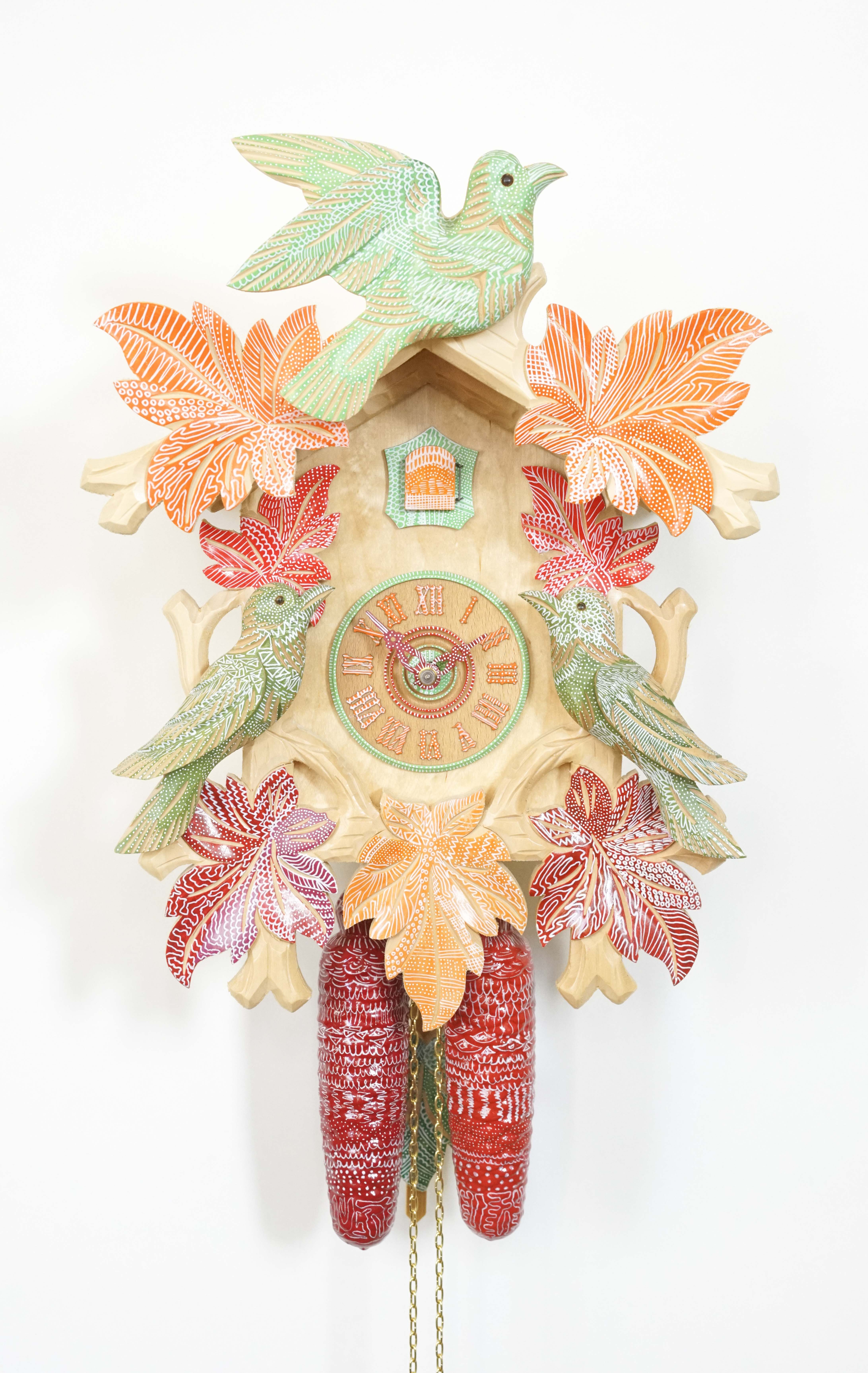 Kuckucksuhr von Selina Haas 8-Tage-Werk