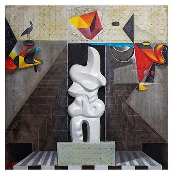 SA_Front Line_48x48_Sculpture&Mixed media_$6000.jpg