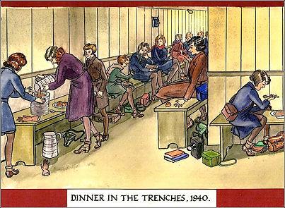 Dinner in the shelter 1940.jpg