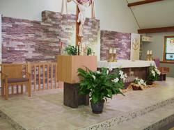Church Remodel Easter redo