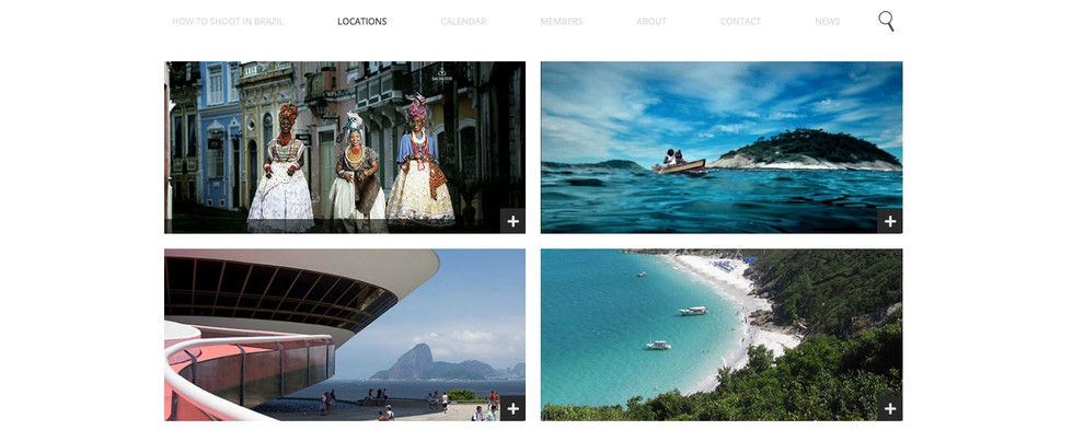 FilmBrazil   Brand Identity & Content Marketing