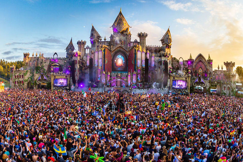 Tomorrowland | Multiple Clients | Global SMM Campaign
