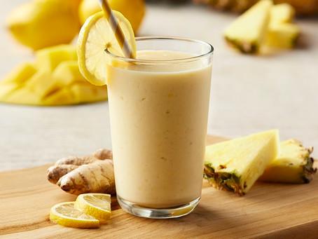 Lemon Ginger Smoothie