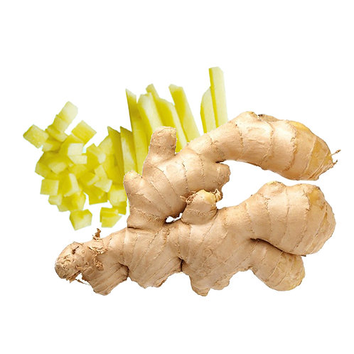 Ginger/Diced/Puree