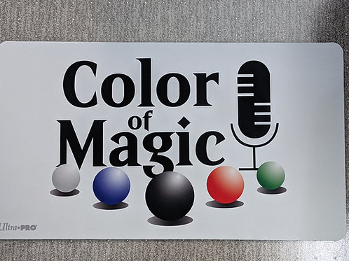 Playmat - Color of Magic #1