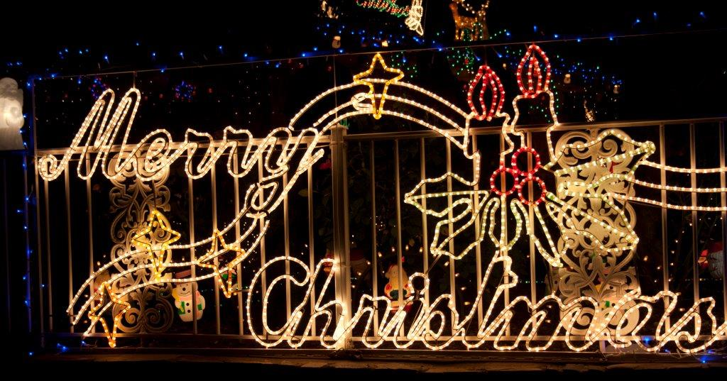 Christmas Lights Wonderland