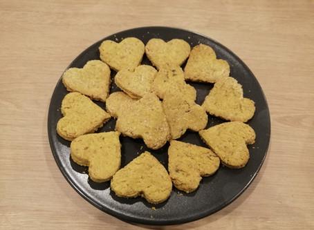 Les 3 meilleures recettes de biscuits pour chiens !