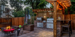 Complete dream backyour cookout and entertainment