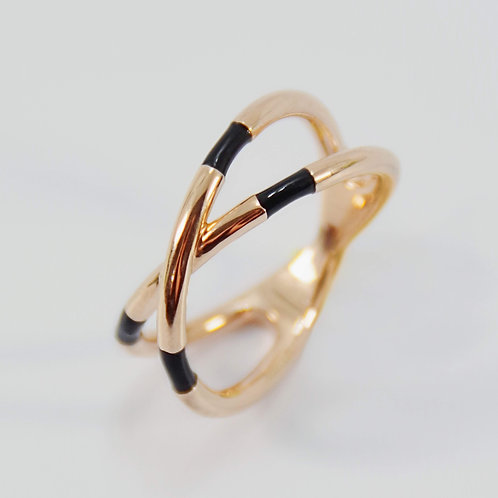 Bague SO CHIC COMPLETEMENT BARREE