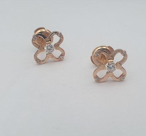 Boucles d'oreilles Epona