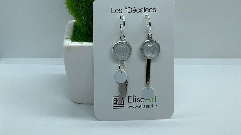 Boucles d'oreilles collection Liberté