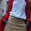 Thumbnail: Écharpes à manches à paillettes