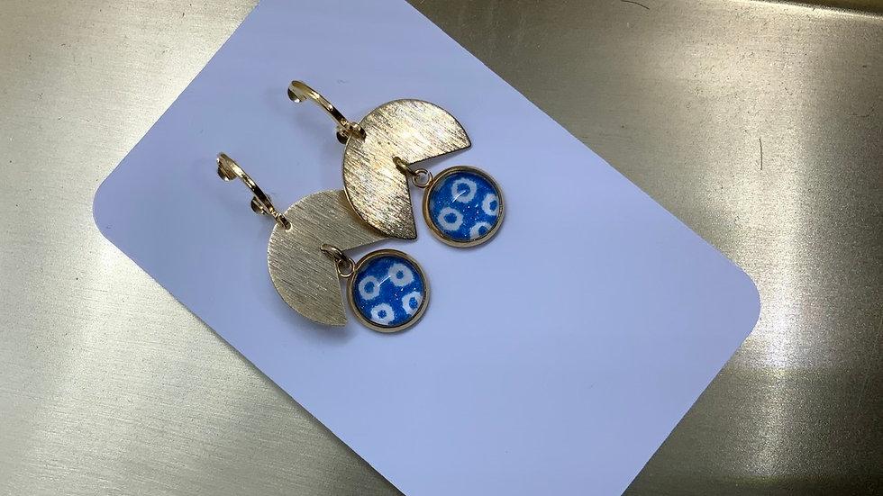 Boucles d'oreilles collection Égypte