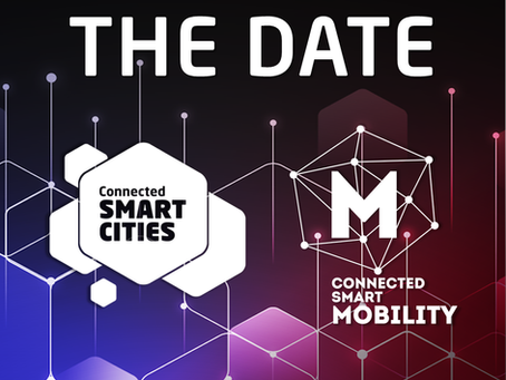 Evento Nacional Connected Smart Cities & Mobility 2021
