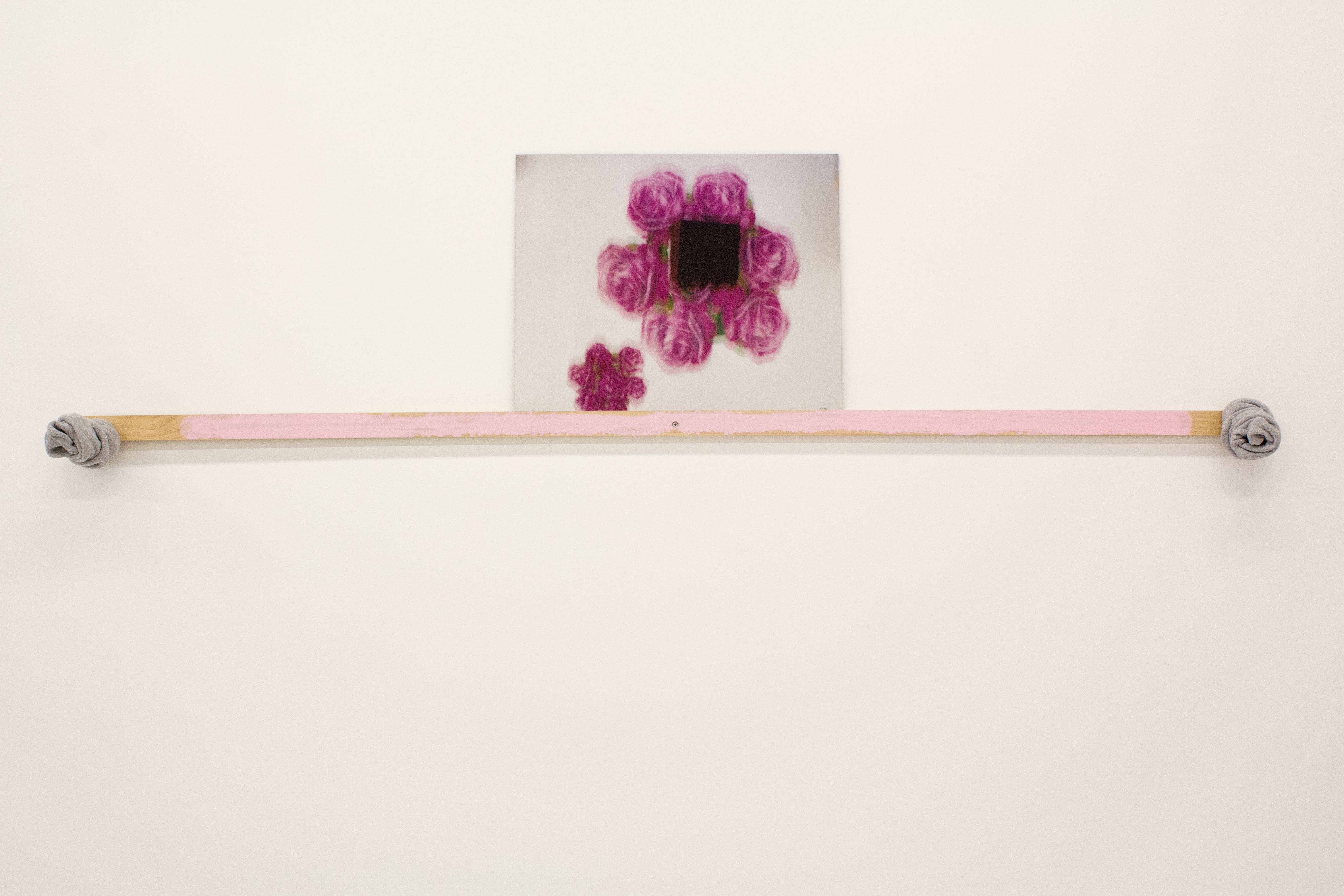 NOT IN FOCUS YET/pink  2009